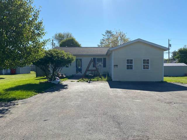 444 Poplar Street, Ashville, OH 43103 (MLS #221014752) :: The Willcut Group