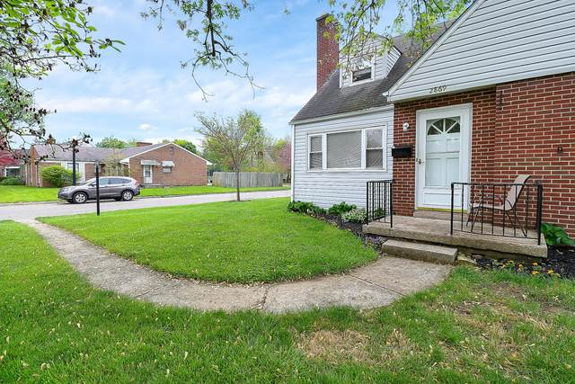 2869 Dover Road, Columbus, OH 43209 (MLS #221014884) :: The Tobias Real Estate Group