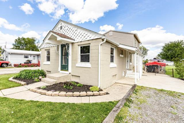809 Miami Avenue, Russells Point, OH 43348 (MLS #221014915) :: Exp Realty