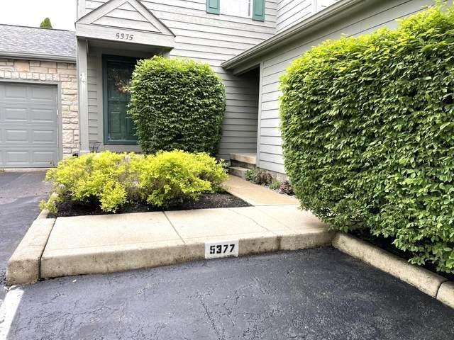 5377 N Hamilton Road 1B, Columbus, OH 43230 (MLS #221015004) :: The Raines Group