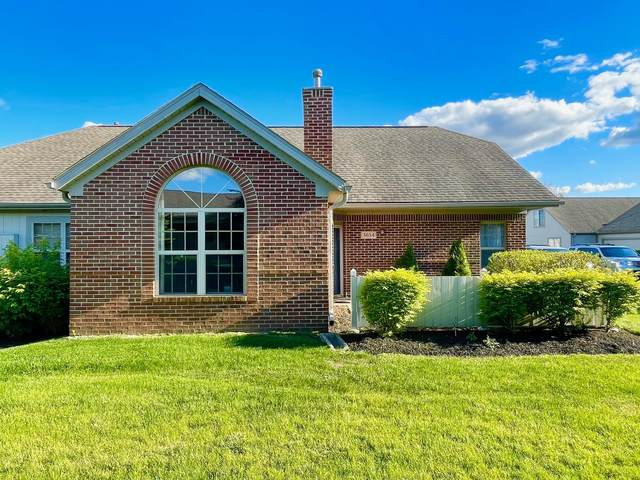 3654 Perennial Lane, Powell, OH 43065 (MLS #221015123) :: The Jeff and Neal Team | Nth Degree Realty