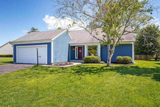 2230 Sunleaf Court, Columbus, OH 43235 (MLS #221015186) :: The Raines Group