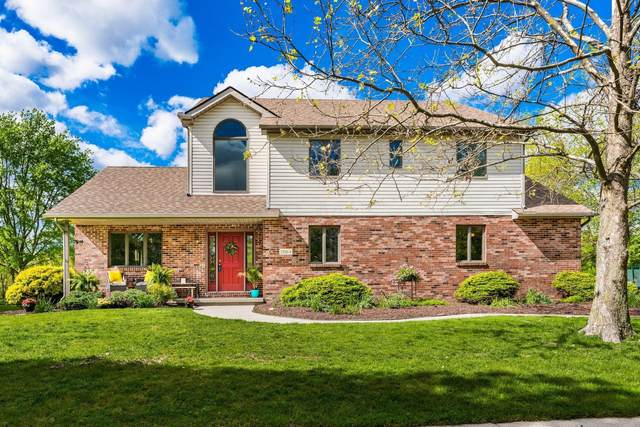 2064 Presley Drive, Grove City, OH 43123 (MLS #221015267) :: The Jeff and Neal Team | Nth Degree Realty