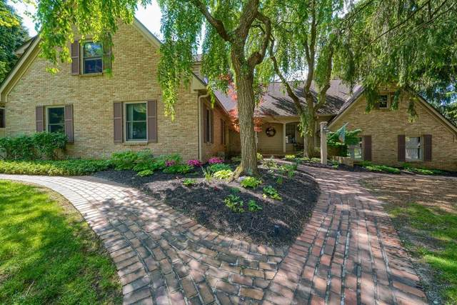 7656 Cloister Drive, Columbus, OH 43235 (MLS #221015308) :: The Raines Group