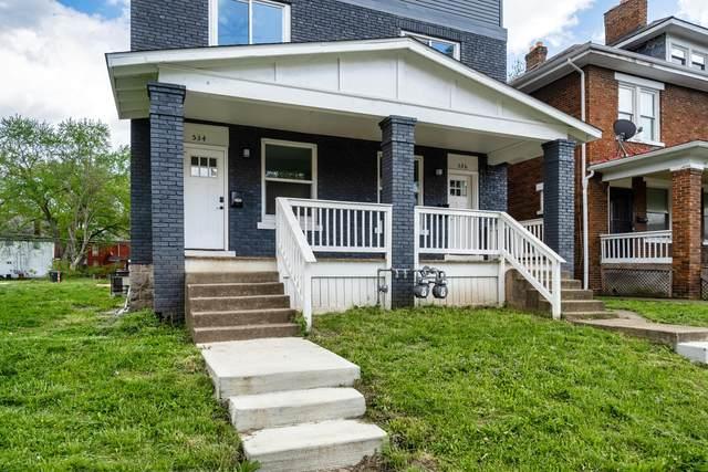 534 Oakwood Avenue #534, Columbus, OH 43205 (MLS #221015381) :: The Raines Group