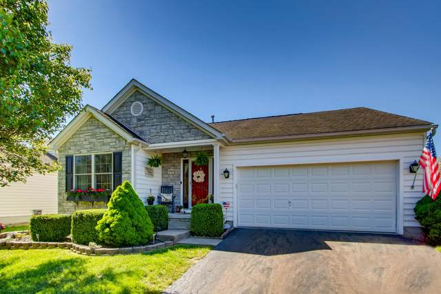 5515 Dietrich Avenue, Orient, OH 43146 (MLS #221015410) :: The Willcut Group