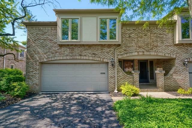 4609 Sandringham Drive, Columbus, OH 43220 (MLS #221015419) :: The Tobias Real Estate Group