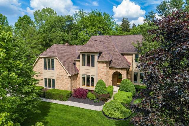 1252 Pond Hollow Lane, New Albany, OH 43054 (MLS #221015473) :: Bella Realty Group