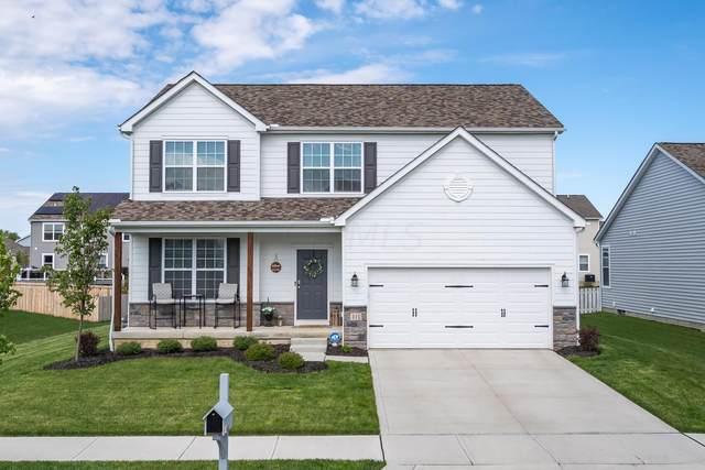 111 Marblewood Drive, Delaware, OH 43015 (MLS #221015543) :: Exp Realty