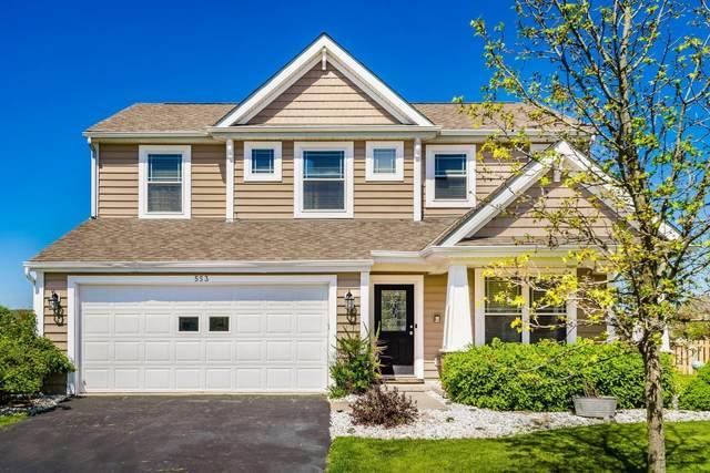 553 Beckler Lane, Delaware, OH 43015 (MLS #221015704) :: Exp Realty