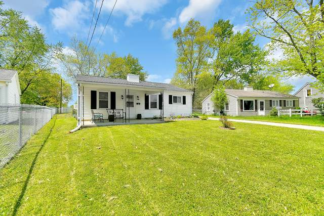 402 Lynn Drive, Marion, OH 43302 (MLS #221015709) :: Jamie Maze Real Estate Group