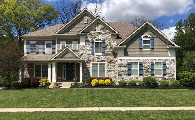5071 Cornice Court, Galena, OH 43021 (MLS #221015766) :: The Willcut Group
