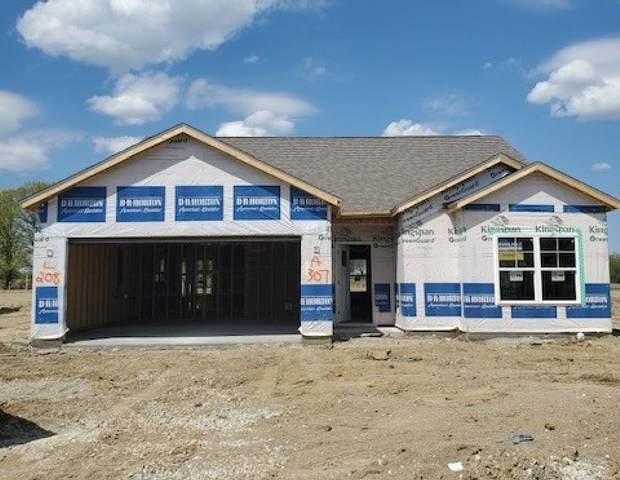 307 Mannaseh Drive W, Granville, OH 43023 (MLS #221016044) :: Signature Real Estate