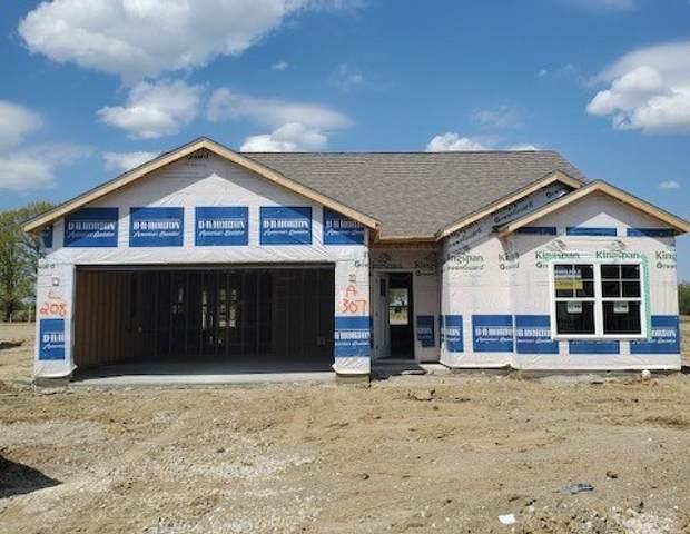307 Mannaseh Drive W, Granville, OH 43023 (MLS #221016044) :: Ackermann Team