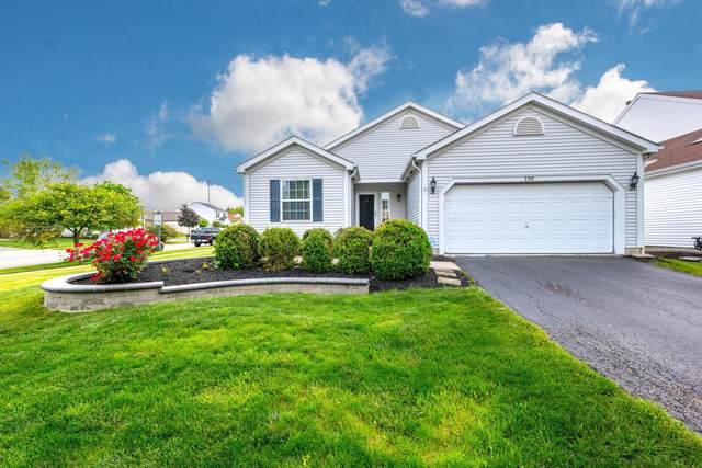 599 Garden Drive, Marysville, OH 43040 (MLS #221016170) :: Ackermann Team