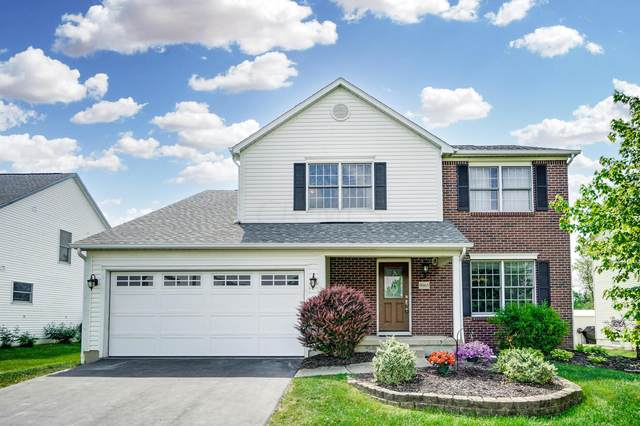 9165 Firstgate Drive, Reynoldsburg, OH 43068 (MLS #221016250) :: Exp Realty