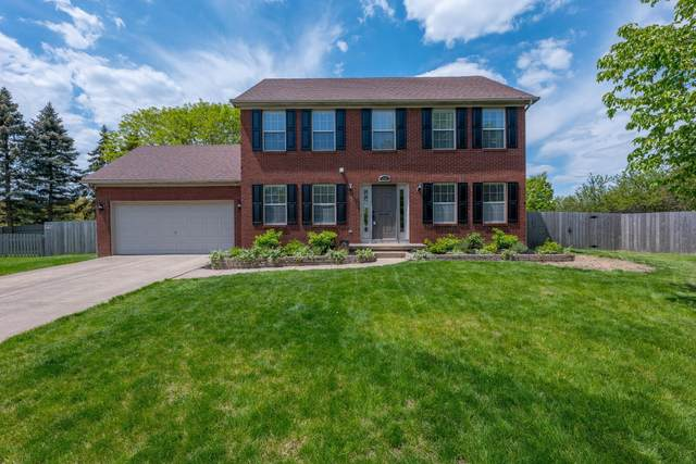 355 Amesbury Court, Westerville, OH 43082 (MLS #221016255) :: ERA Real Solutions Realty