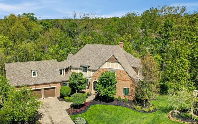 7900 Ginger Place, Dublin, OH 43017 (MLS #221016319) :: Berkshire Hathaway HomeServices Crager Tobin Real Estate