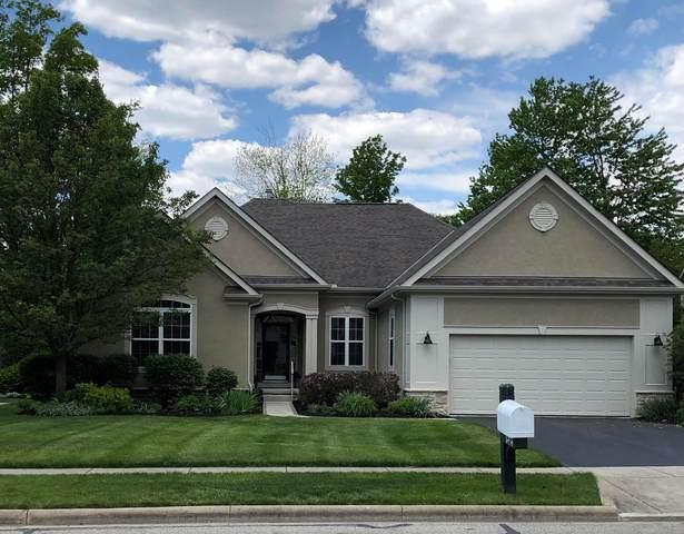 8434 Grennan Woods, Powell, OH 43065 (MLS #221016341) :: Jamie Maze Real Estate Group