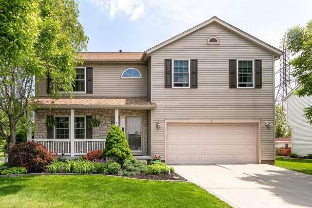 3786 Lake Cumberland Way, Grove City, OH 43123 (MLS #221016363) :: Jamie Maze Real Estate Group