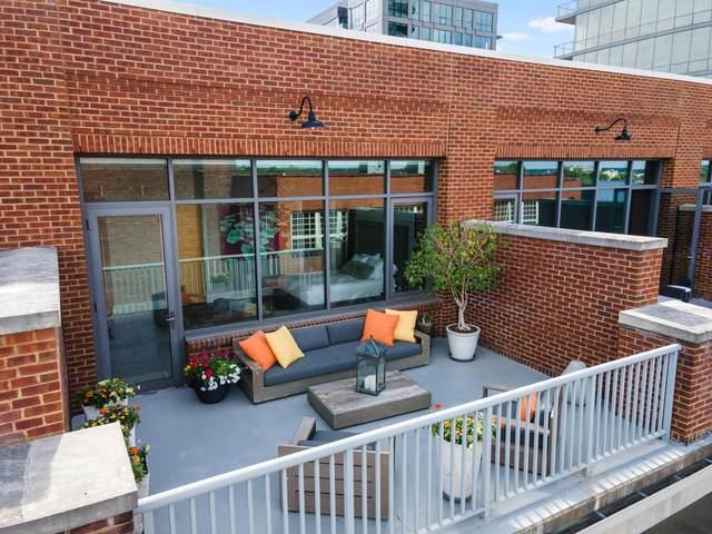 300 W Spring Street #511, Columbus, OH 43215 (MLS #221016413) :: The Tobias Real Estate Group