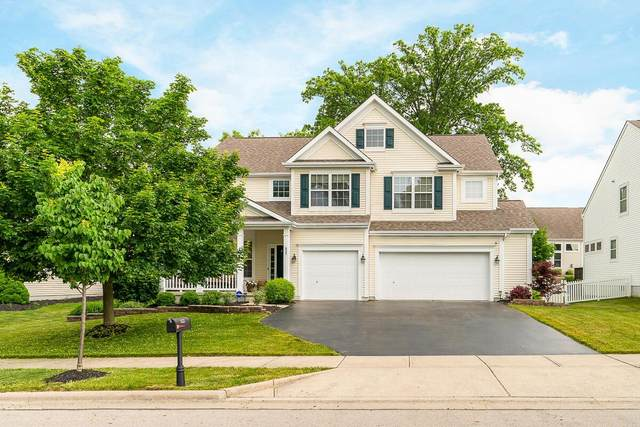621 High Timber Drive, Westerville, OH 43082 (MLS #221016630) :: RE/MAX Metro Plus