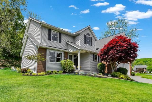 1402 Misty Glenn Drive, Newark, OH 43055 (MLS #221016694) :: Jamie Maze Real Estate Group