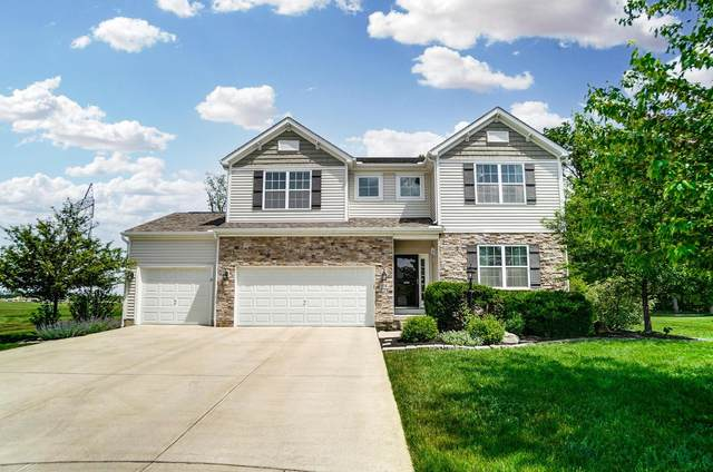 554 Saffron Drive, Sunbury, OH 43074 (MLS #221016712) :: The Tobias Real Estate Group