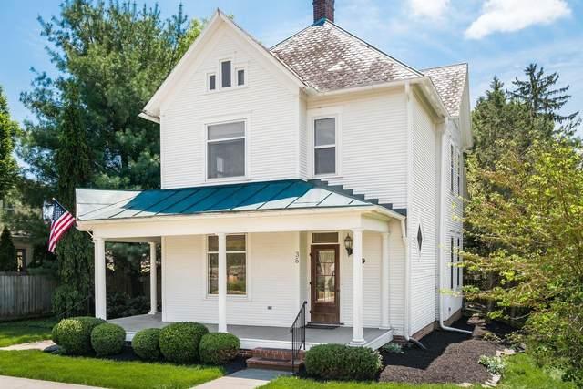 35 W Church Street, Pickerington, OH 43147 (MLS #221016786) :: Jamie Maze Real Estate Group