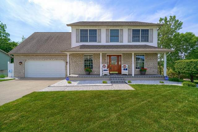 1051 Ridge Drive, Circleville, OH 43113 (MLS #221016808) :: Ackermann Team
