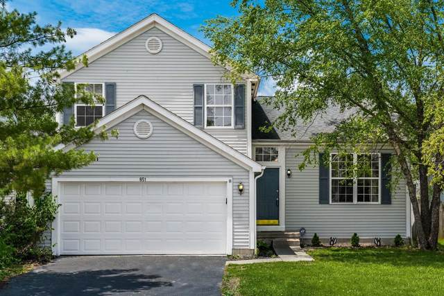 851 Spivey Lane, Galloway, OH 43119 (MLS #221016977) :: 3 Degrees Realty