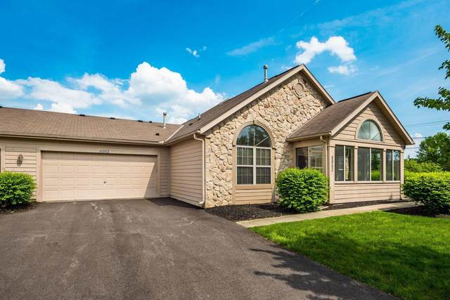8953 Stonebridge Place, Powell, OH 43065 (MLS #221017010) :: The Tobias Real Estate Group