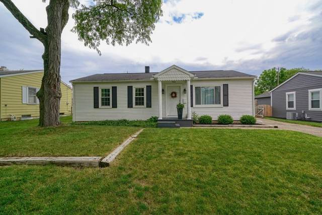 4806 Midlane Drive, Hilliard, OH 43026 (MLS #221017072) :: Bella Realty Group
