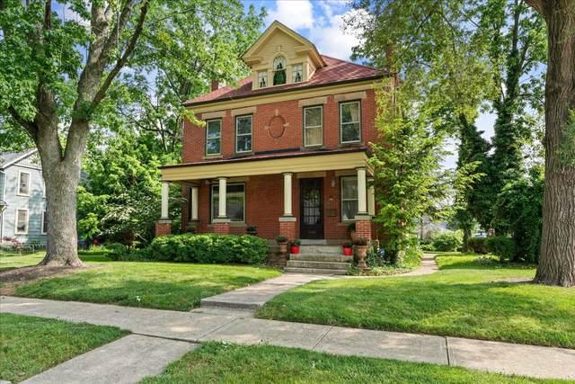 3520 Park Street, Grove City, OH 43123 (MLS #221017100) :: 3 Degrees Realty