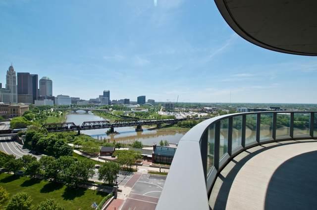 300 W Spring Street #1102, Columbus, OH 43215 (MLS #221017376) :: The Tobias Real Estate Group