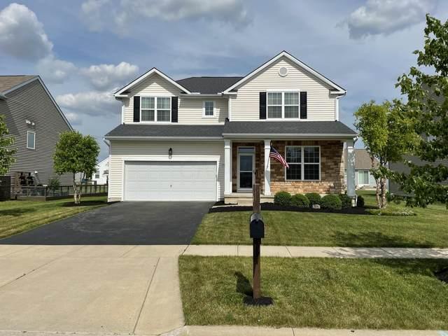 2160 Silverspur Drive, Marysville, OH 43040 (MLS #221017504) :: Jamie Maze Real Estate Group