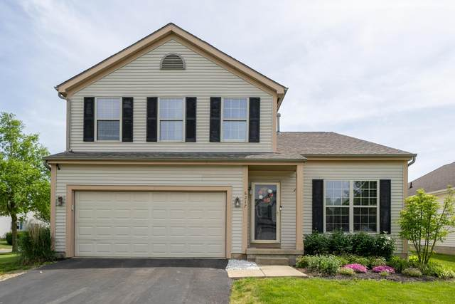 6217 Plumfield Drive, Canal Winchester, OH 43110 (MLS #221017604) :: Jamie Maze Real Estate Group