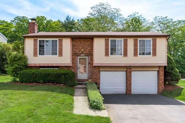 2228 Belltree Drive, Reynoldsburg, OH 43068 (MLS #221017684) :: The Tobias Real Estate Group