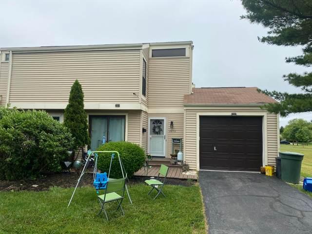2072 Quail Ridge Street, Columbus, OH 43229 (MLS #221017786) :: Berkshire Hathaway HomeServices Crager Tobin Real Estate