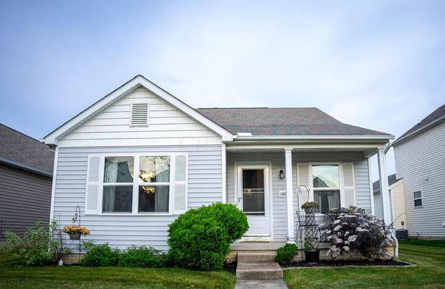 1406 Ithaca Drive, Columbus, OH 43228 (MLS #221017791) :: The Tobias Real Estate Group