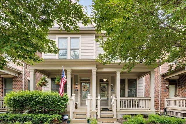 1035 Perry Street 32-103, Columbus, OH 43201 (MLS #221017950) :: Bella Realty Group