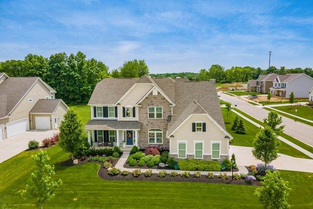4176 Mainsail Drive, Lewis Center, OH 43035 (MLS #221017966) :: The Tobias Real Estate Group