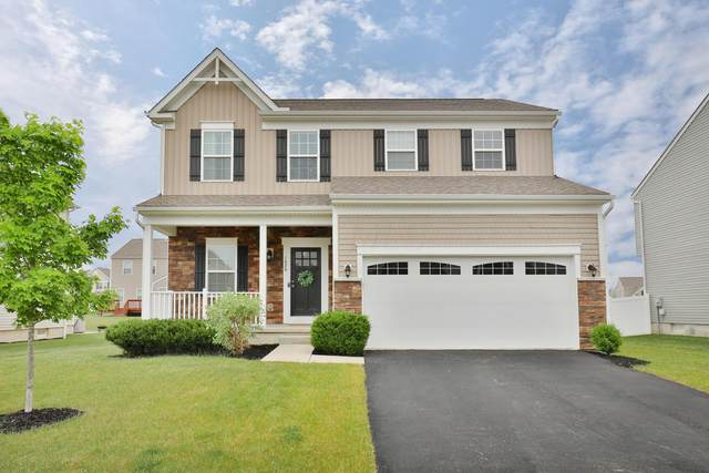 1620 Fox Fire Drive, Marysville, OH 43040 (MLS #221018060) :: Jamie Maze Real Estate Group