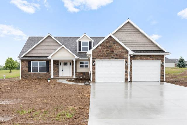 4716 Kress Drive, Bellefontaine, OH 43311 (MLS #221018106) :: Signature Real Estate