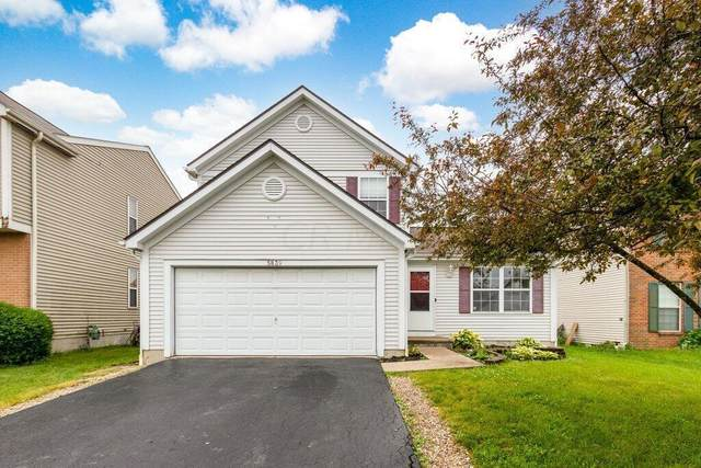 5839 Whitehaven Drive, Galloway, OH 43119 (MLS #221018234) :: The Tobias Real Estate Group