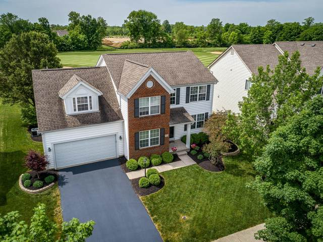 4723 Seven Lakes Place, Powell, OH 43065 (MLS #221018238) :: The Tobias Real Estate Group