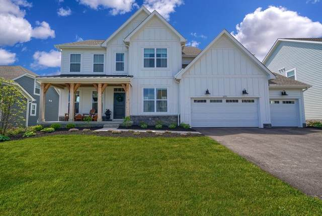 2611 Clemton Park W, Blacklick, OH 43004 (MLS #221018291) :: The Tobias Real Estate Group