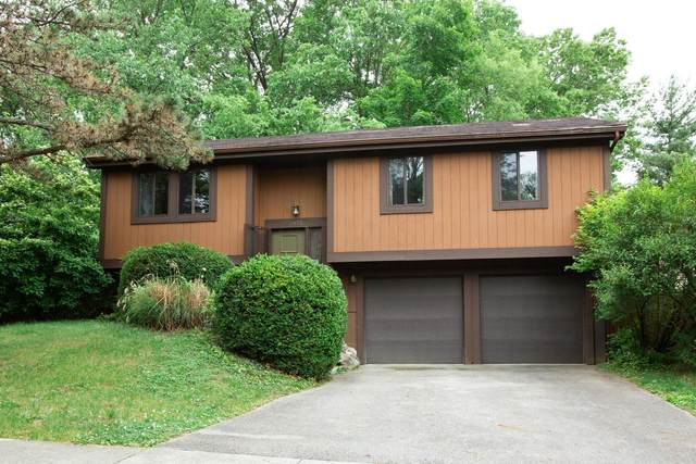 3825 Blueberry Hollow Road, Columbus, OH 43230 (MLS #221018552) :: The Tobias Real Estate Group