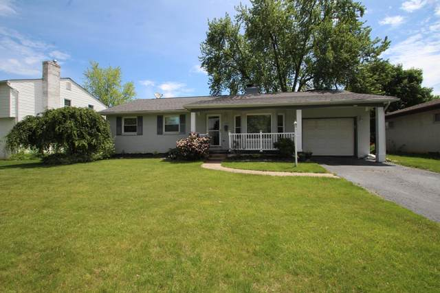 5536 Hazelwood Road, Columbus, OH 43229 (MLS #221018688) :: The Tobias Real Estate Group