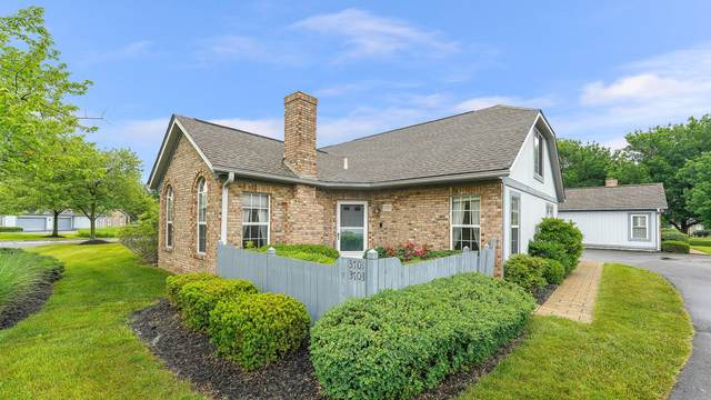 3701 Mill Stream Drive, Hilliard, OH 43026 (MLS #221018721) :: The Tobias Real Estate Group